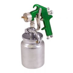 Sealey S725 Suction Feed Spray Gun 2.5mm Set-Up