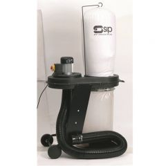 SIP 01932 1HP Dust Collector (One Bag)