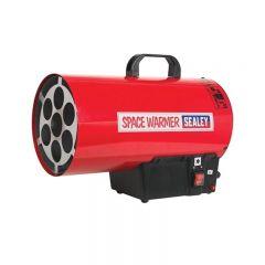 Sealey LP55 54,500Btu/hr Space Warmer Propane Heater