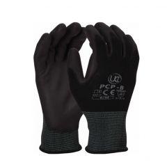 Black Safety Jogger Multi Task Gloves - Pack of 3