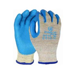 Ultimate X5-Sumo Latex Coated Gloves Size 9