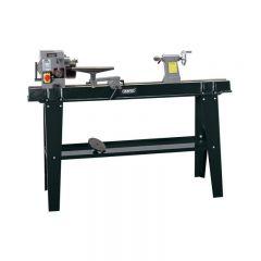Draper 60990 Variable Speed Wood Lathe With Digital Display (750W)