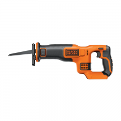 Black & Decker BDCR18N 18V Lithium-ion Cordless Reciprocating Saw with 150mm Blade