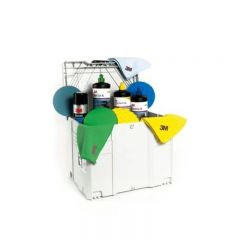 3M Colour Coded Compound and Polishing Kit