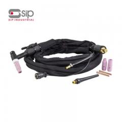SIP 05016 SIP26(4mtr)TIG Torch c/w 3pin plug (L/Dinze)