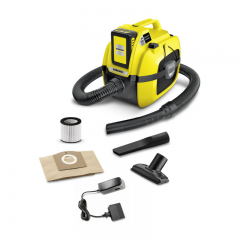 Karcher WD1 Battery Wet and Dry Vacuum