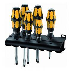 Wera 018287 6 Piece Kraftform 900 Chiseldriver Set