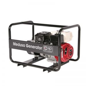 SIP 04720 Professional Medusa Petrol Honda Generator - Electric Start (Discontinued)