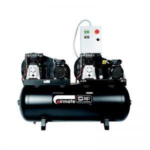 SIP 05251 Airmate B3800/270 Tandem Compressor