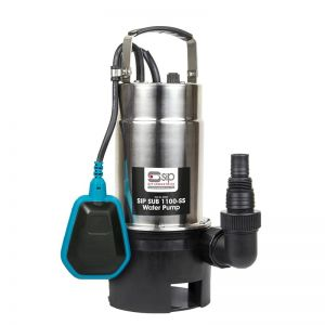 SIP 06869 Submersible Dirty Water Pump 1100-SS