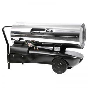 SIP 09047 Fireball P1645S Space Heater