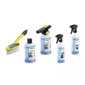 Karcher Car and Bike Cleaning Accessory Kit (Discontinued)