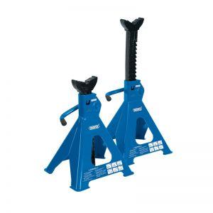 Draper 30883 6 Tonne Ratcheting Axle Stands (Pair)