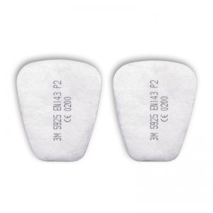 3M 5925 Particulate Filter P2 R - Pack of 20