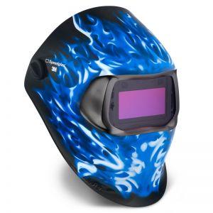 3M Speedglas 100 Welding Helmet - Ice Hot