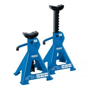 Draper 30878 2 Tonne Ratcheting Axle Stands (Pair)