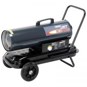 Draper 53926 Jet Force Diesel, Kerosene and Paraffin Space heater 75K BTU (22KW)