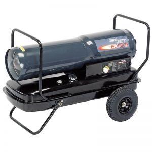 Draper 53925 Jet Force Diesel and Kerosene Space Heater 215K BTU (62KW)