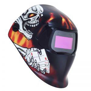 3M Speedglas 100 Welding Helmet- Aces High