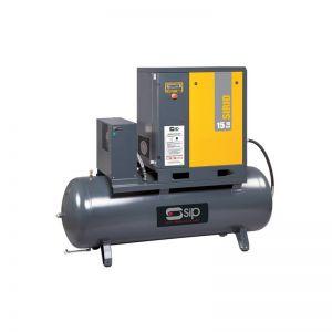 SIP 06299 Sirio 15-08-500ES Screw Compressor/Dryer