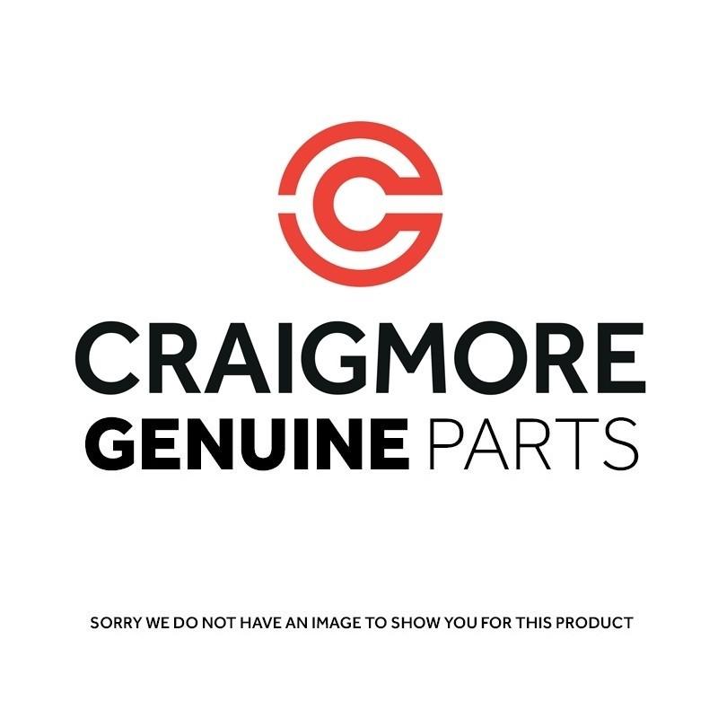 Parweld E700121 25 Bar Single Stage Gauge Acetylene Regulator