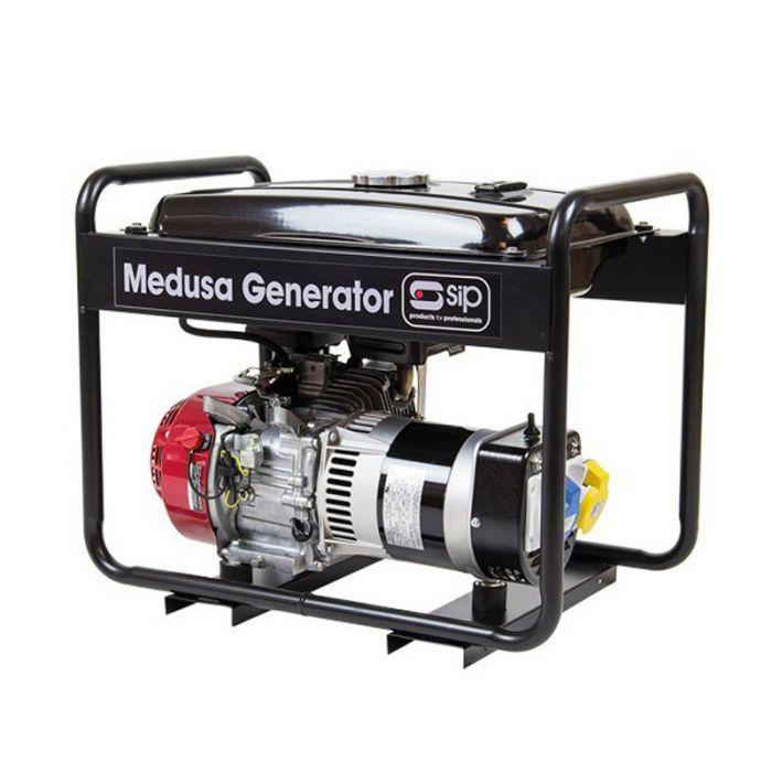 SIP 04466 Medusa MGHP2.5FLR Full Frame Honda Petrol Generator (Discontinued)