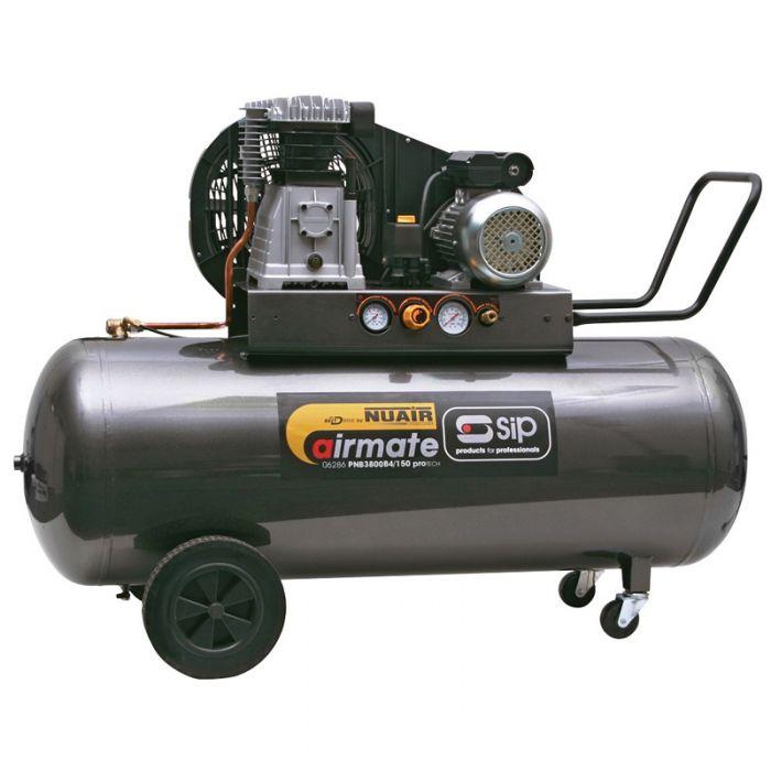 SIP 06286 Airmate PB3800B4/150 proTECH Compressor (Discontinued)