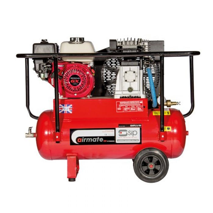 SIP 04444 Airmate Industrial Super ISHP5.5/50 Compressor