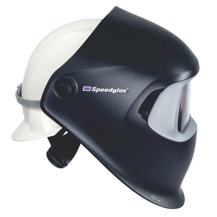 3M Speedglas 100 Welding Helmet with Hard Hat