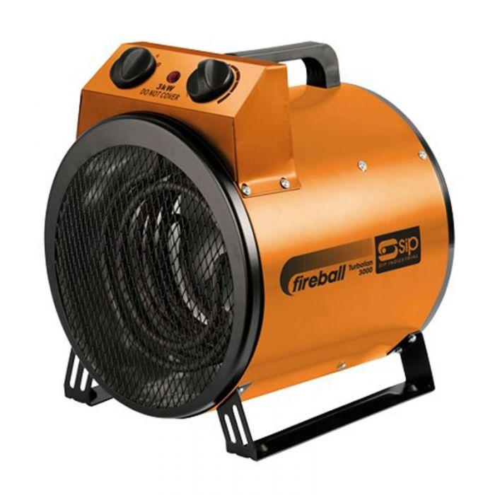 SIP 09160 Fireball Heater Turbofan 3000