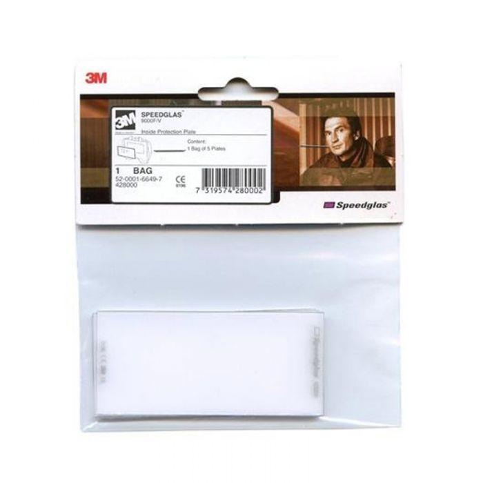 3M Speedglas 100/9000/SL Inner Protection Plate (Pk of 5)