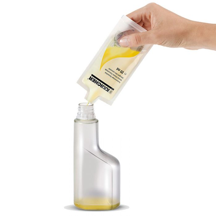 Karcher Window Cleaner Concentrate, 4 x 20 ml