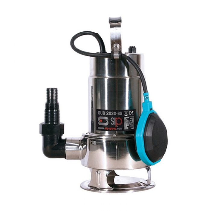 SIP 06819 Submersible Dirty Water Pump Sub 2020-SS
