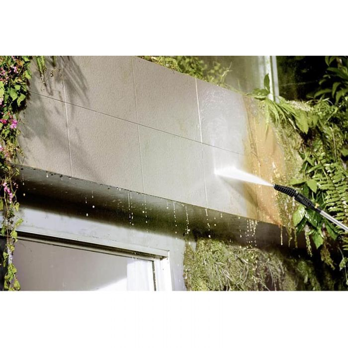Karcher Telescopic Jet Pipe cleaning facade