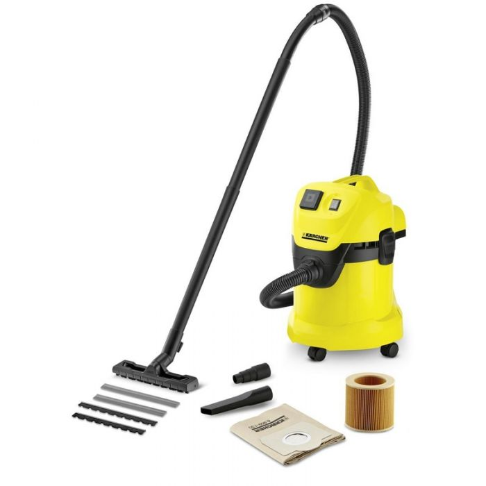 Karcher WD3 P Wet and Dry Vacuum Cleaner