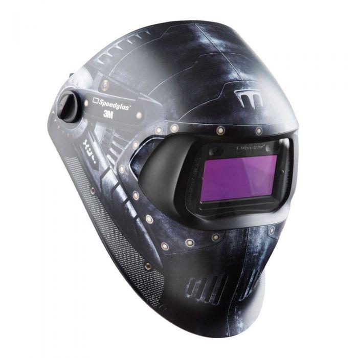 3M Speedglas 100 Welding Helmet - Trojan Warrior