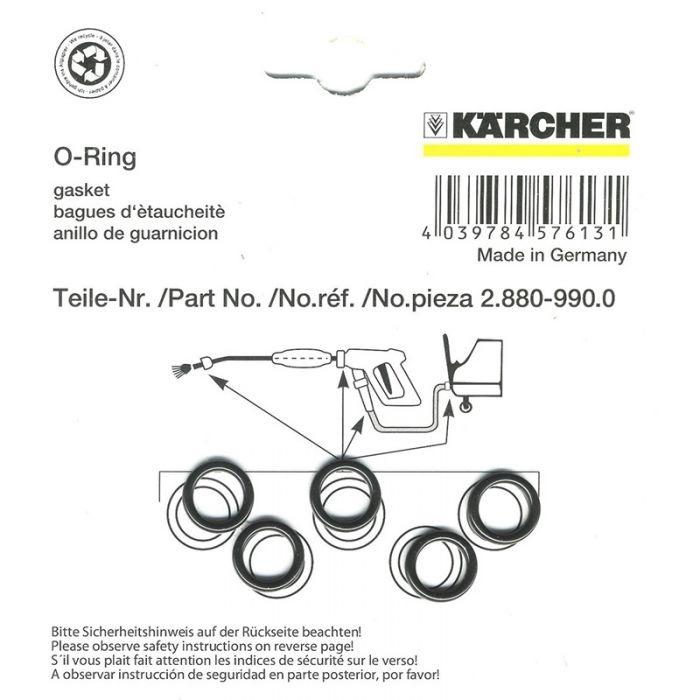 Karcher Spare part set O-Ring 5x