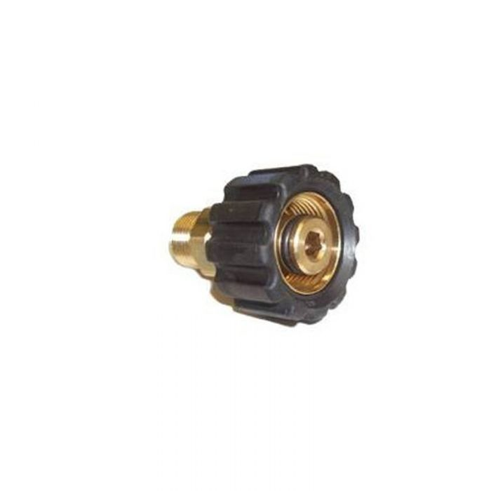 1/4 X M22 Quick Screw Coupling Suitable for Karcher Pressure Washers