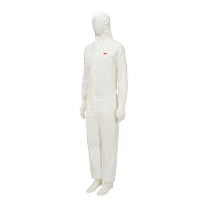 3M 4545 Protective Coverall - White