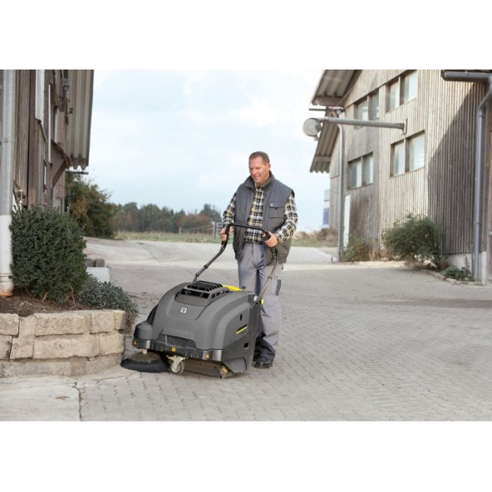 Karcher KM 75/40 W G Petrol Sweeper