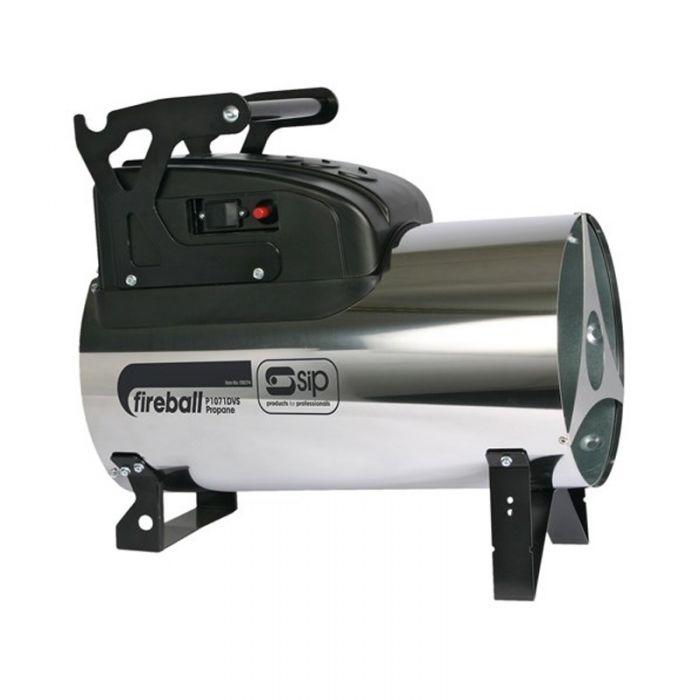 SIP 09274 Fireball 1071DV Propane Gas Space Heater