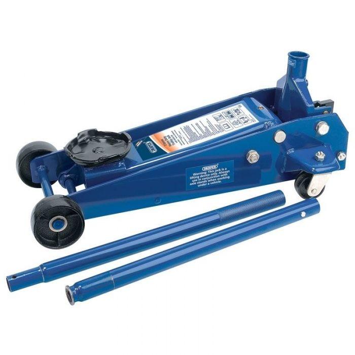 Draper 53089 Garage Trolley Jack (3 tonne)