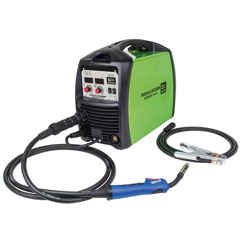 SIP 05773 Weldmate HG2300MP MIG/TIG/ARC Inverter Welder