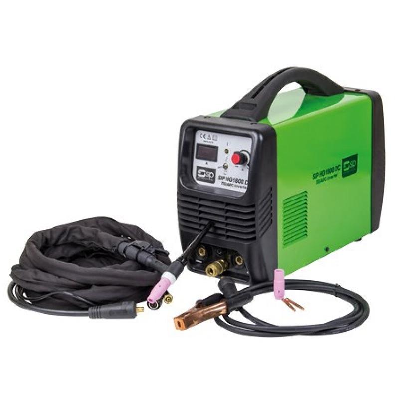 SIP 05775 HG1800HF DC TIG /ARC Inverter Welder