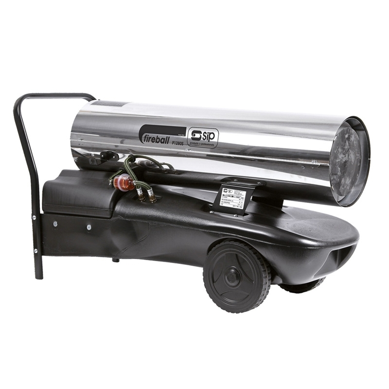 SIP 09043 Fireball P1280S Space Heater