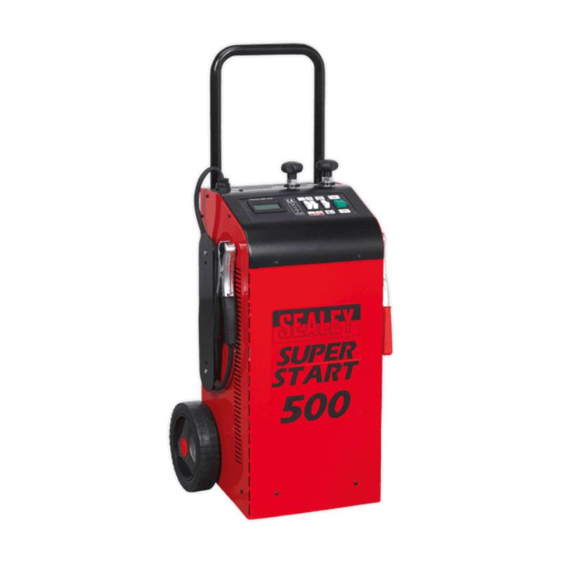 Sealey SUPERSTART500 Starter/Charger 500Amp 12/24V