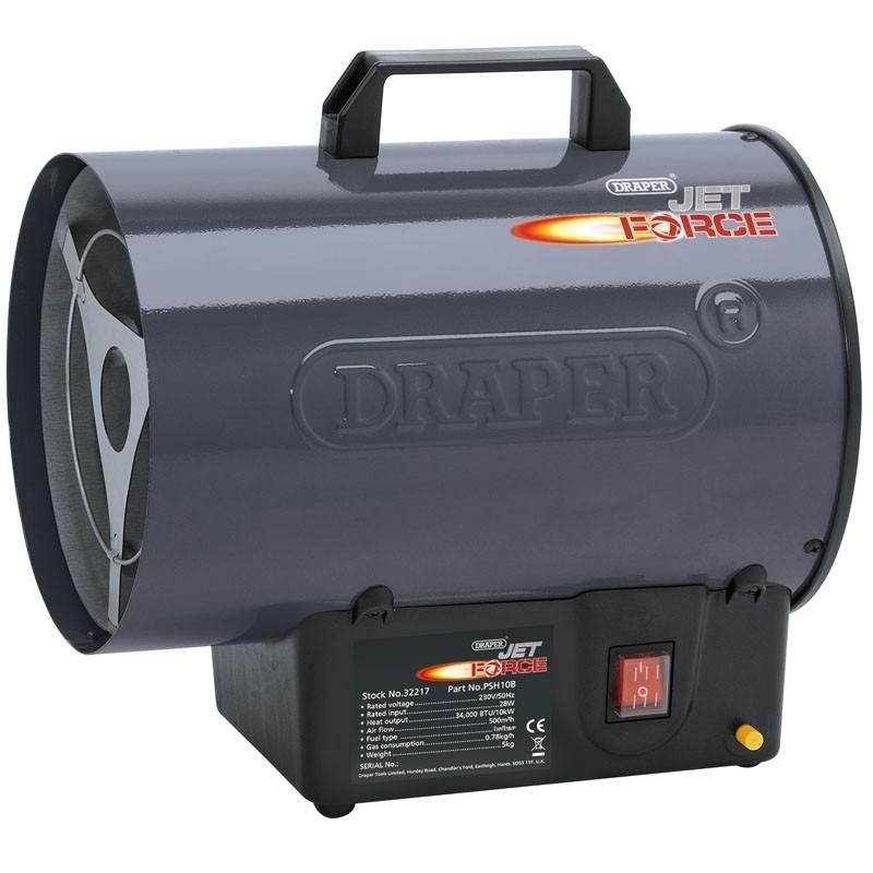 Draper 32217 Propane Heater
