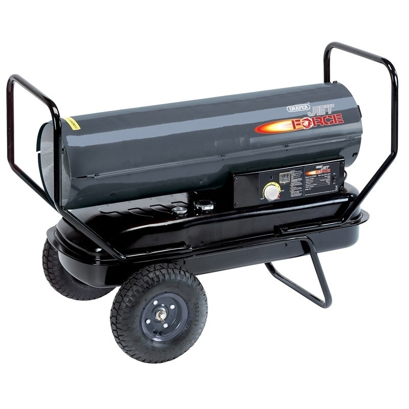 Draper 32285 Jet Force Diesel and Kerosene Heater