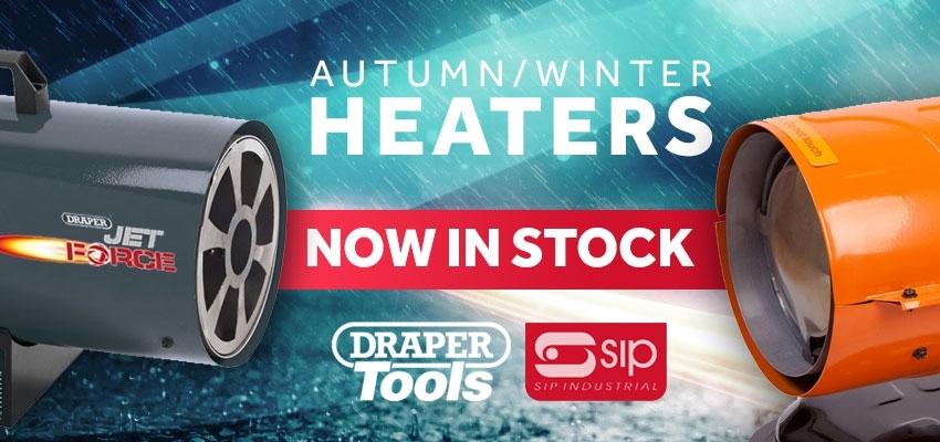 Autumn/Winter Heaters