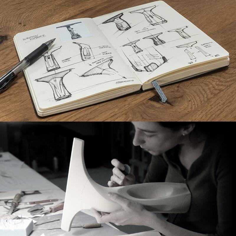 Window Vac Drawing